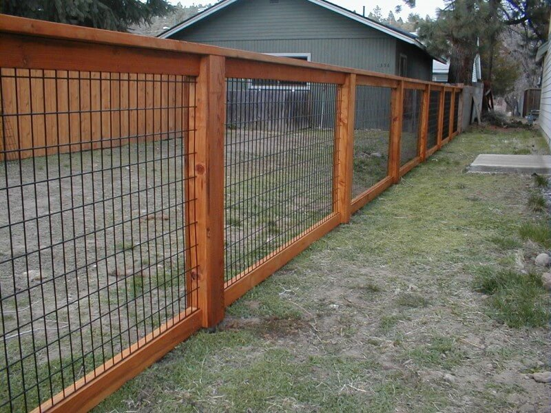 cheap fence covering ideas