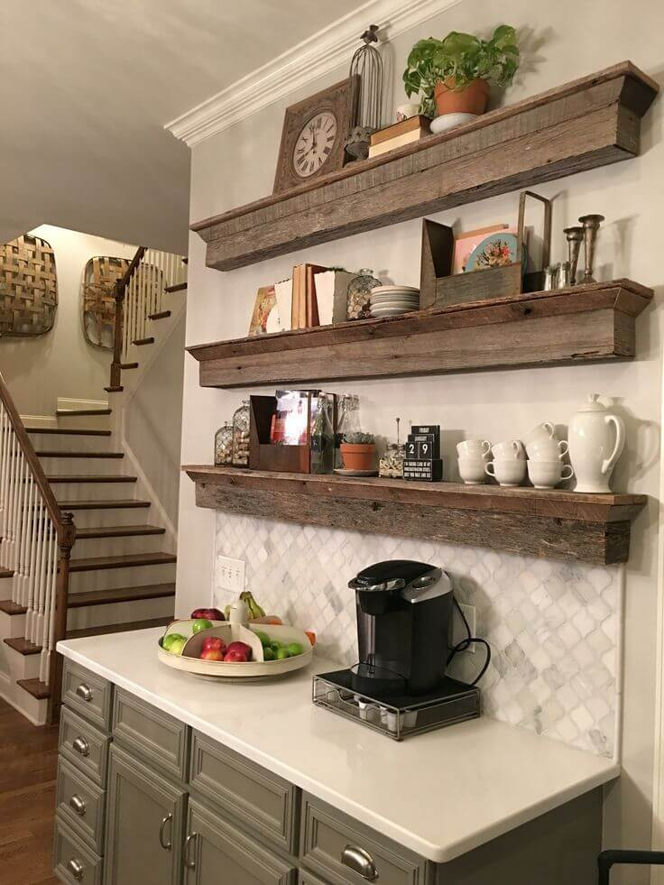 9 diy coffee bar ideas and inspiration at home decoration ForCoffee Bar Design Ideas