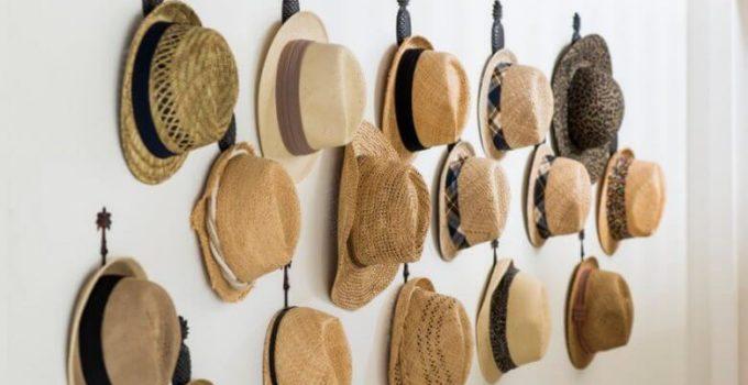 Diy Hat Rack Ideas