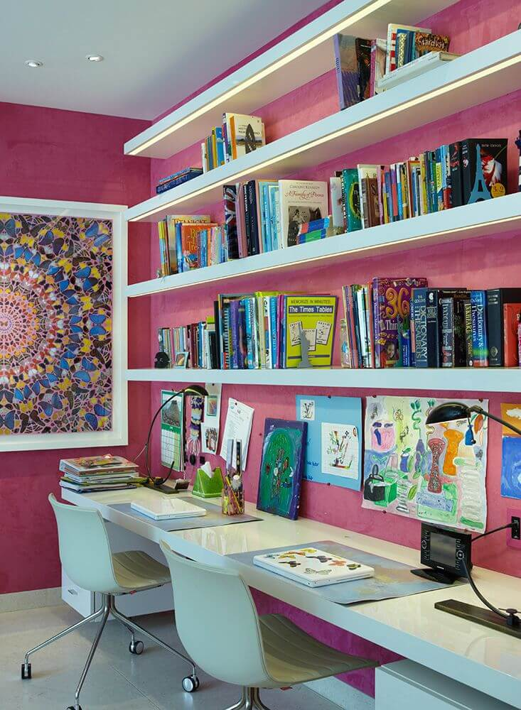 2019 year for women- Study childrens room