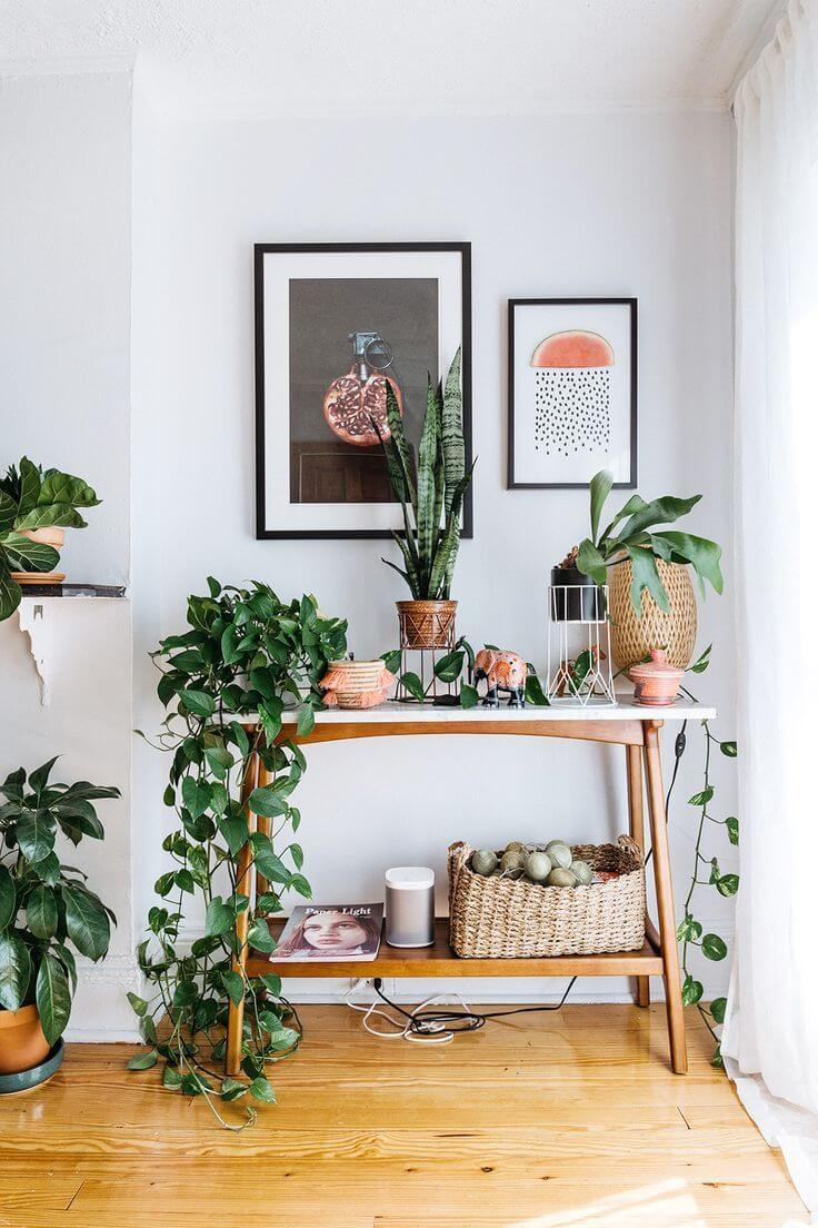 36 Best DIY Plant Stand Ideas for indoor and outdoor ...