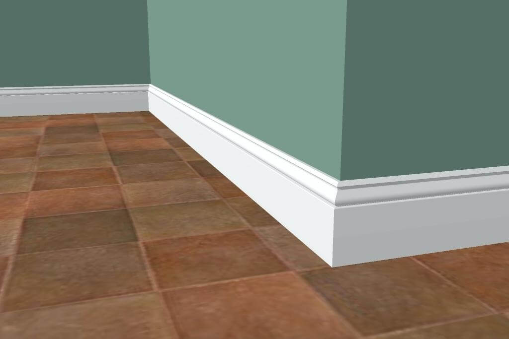 15 Types Baseboard And Profiles And Molding Styles