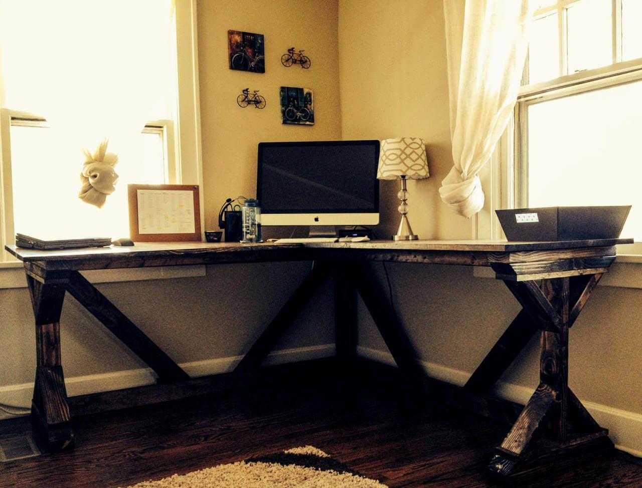 Superbe Diy Corner Tv Stand Beautiful Diy Corner Desk Plans ...