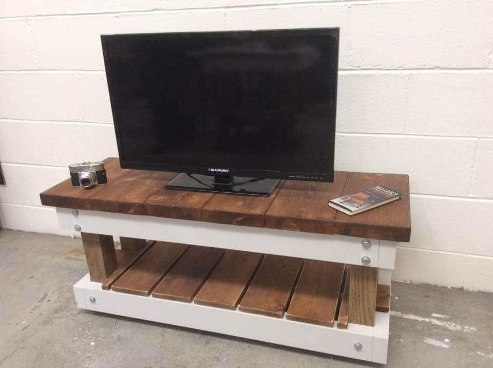 22 Best Creative Diy Tv Stand Ideas For Your Weekend Project