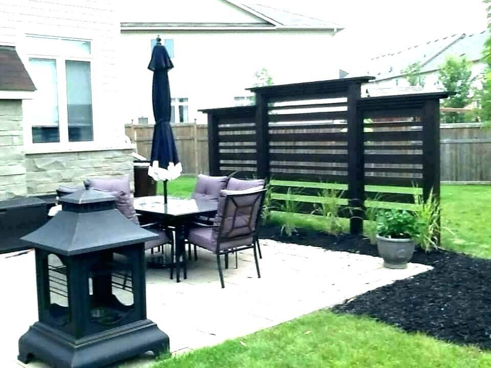 Outdoor Deck Privacy Screen Outdoor Privacy Screen Privacy